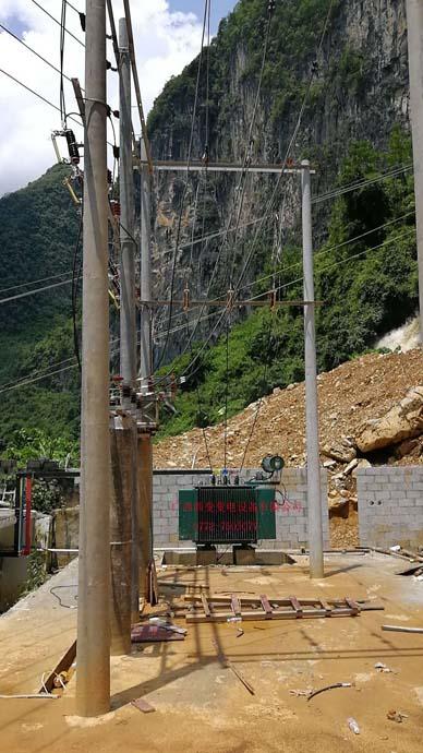 河池凤山内龙水电站