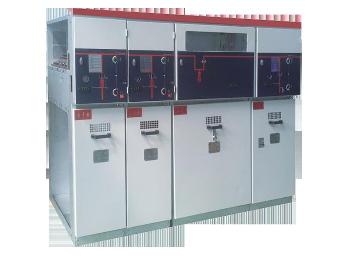 HXGN-10型箱型固定金属封闭环网开关柜