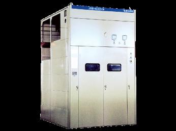 JYN1-40.5型间隔移开式交流金属封闭开关柜2