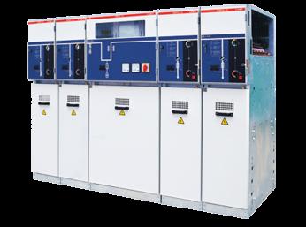 XGN15-12型箱型固定式金属封闭环网开关柜