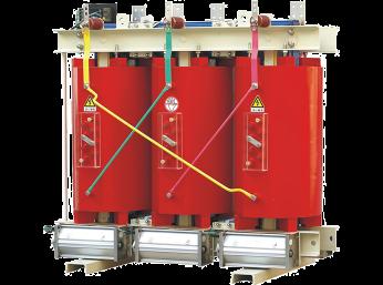 SCB10(11)係列  幹式變壓器