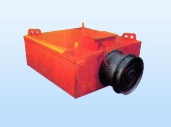 RCDA系列风冷式电磁除铁器(人工卸铁风冷式)