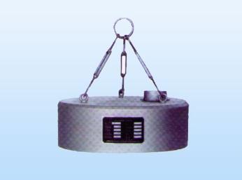 RCDB系列自冷盘式电磁除铁器(人工卸铁自冷式)