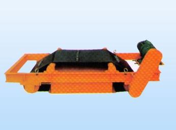 RCDD系列自冷带式电磁除铁器(自动卸铁自冷式)