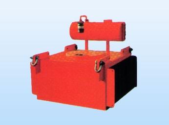 RCDE系列油冷式电磁除铁器(人工卸铁油冷式)