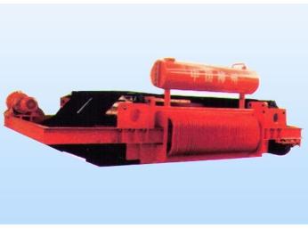 RCDF系列油冷带式电磁除铁器(自动卸铁油冷式)