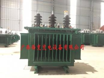 油浸式变压器S11-M-30