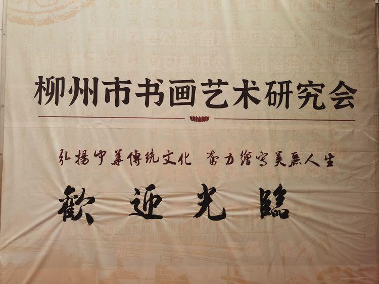 柳州市书画艺术研究会
